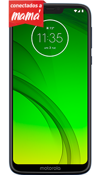 Motorola MOTO G7 POWER 64GB + Earbuds