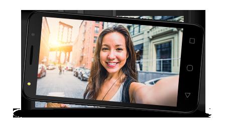 Cámara para selfies