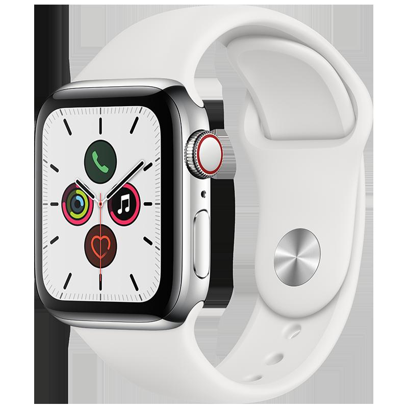 Apple Watch Series 5 40mm Silver