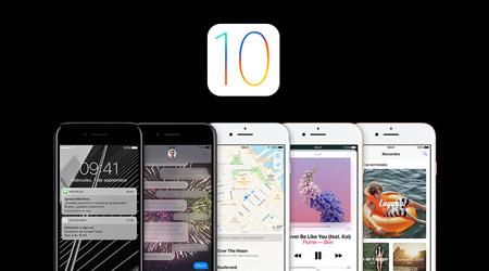¡Con iOS 10!