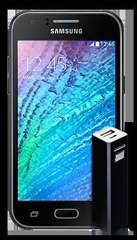 Samsung Galaxy J1 Ace VE J111M + cargador