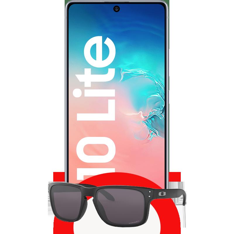 Samsung Galaxy S10 Lite 128GB + Lentes Oakley Holbrook