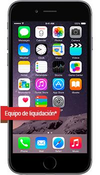 Apple iPhone 6 16GB Equipo de Liquidación