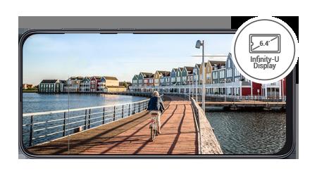 Mira más con la pantalla Infinity-U Display