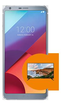 LG G6 + TV LED FULL HD 32