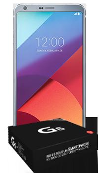 LG G6 + Premium Pack