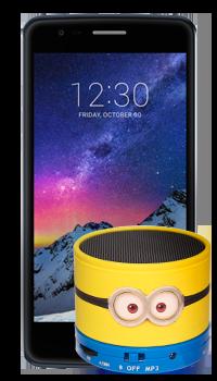 LG K8 2017 Minions