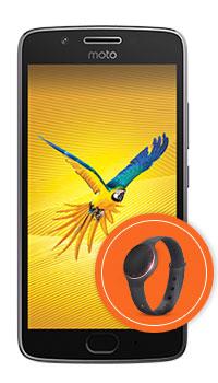 Moto G5 + Reloj Misfit