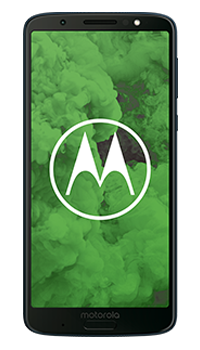Motorola Moto G6 Plus + Parlante Motorola + Case