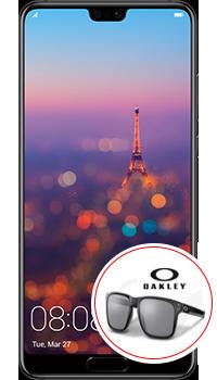 Huawei P20 + Lentes Oakley
