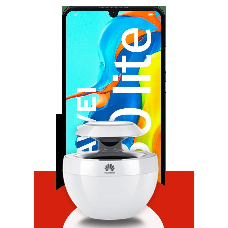 Huawei P30 Lite 128 GB + Parlante AM08