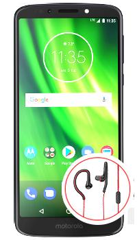 Motorola Moto G6 Plus + Earbuds