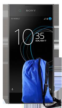 Sony Xperia XA1 + Lazy Bag