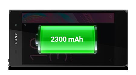 Una batería potente