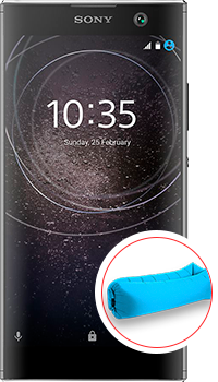 Xperia XA2 + Lazy Bag