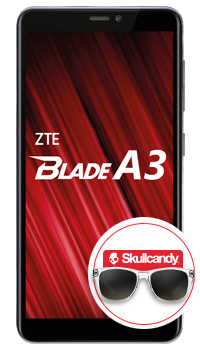 BLADE A3  + Lentes Skullcandy