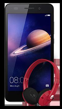 Huawei Cam Y6 II + audífonos Up ROCK