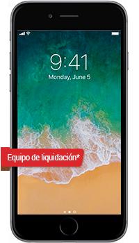 Apple iPhone 6S 64GB Equipo de Liquidación