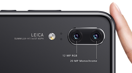 Nueva cámara dual Leica