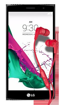 LG G4 H815P + Audífonos INKD Conectados