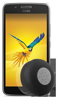Motorola Moto G5 + parlante