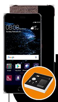 Huawei P10 + Power box y cover