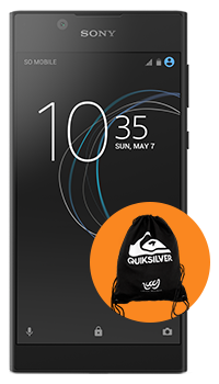 Xperia L1 + bolso Quicksilver