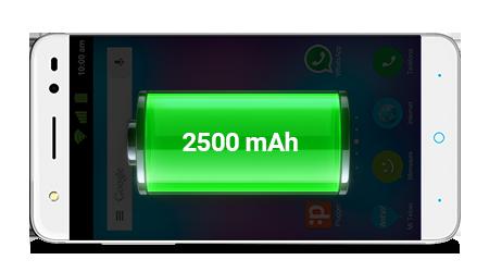 Una batería de larga vida