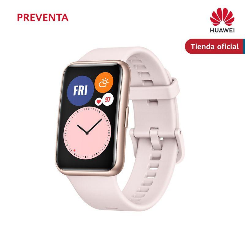 Huawei Smartwatch Watch Fit - Rosa