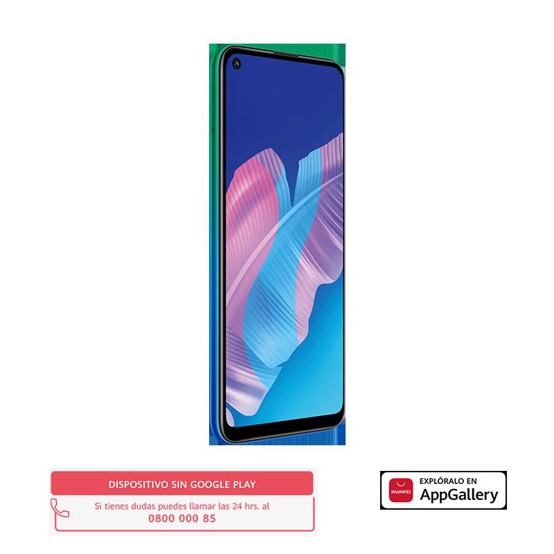 Huawei Y7p 64 GB - Aurora Blue