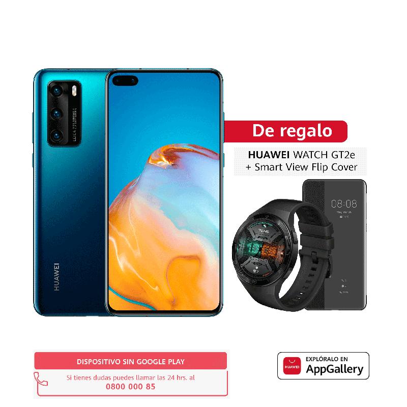 Huawei P40 128GB - Deep Sea Blue