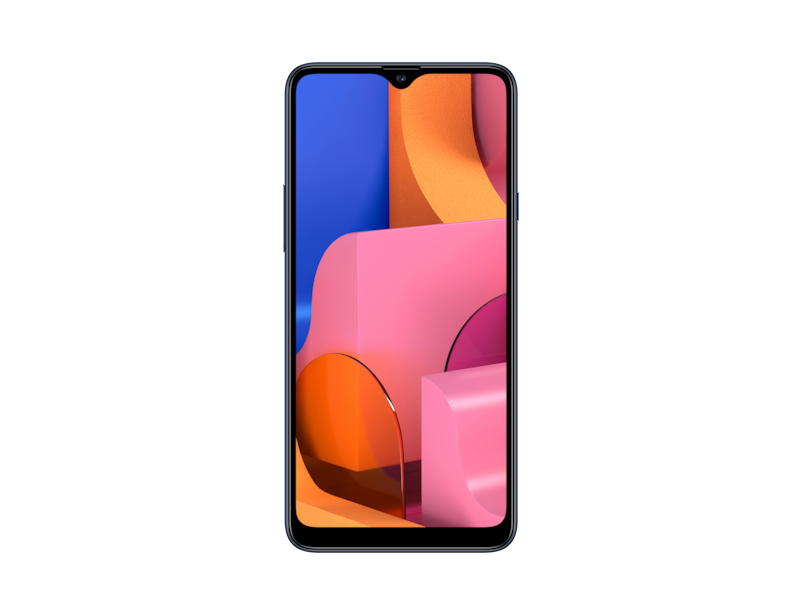 Samsung Celular Galaxy A20S Azul