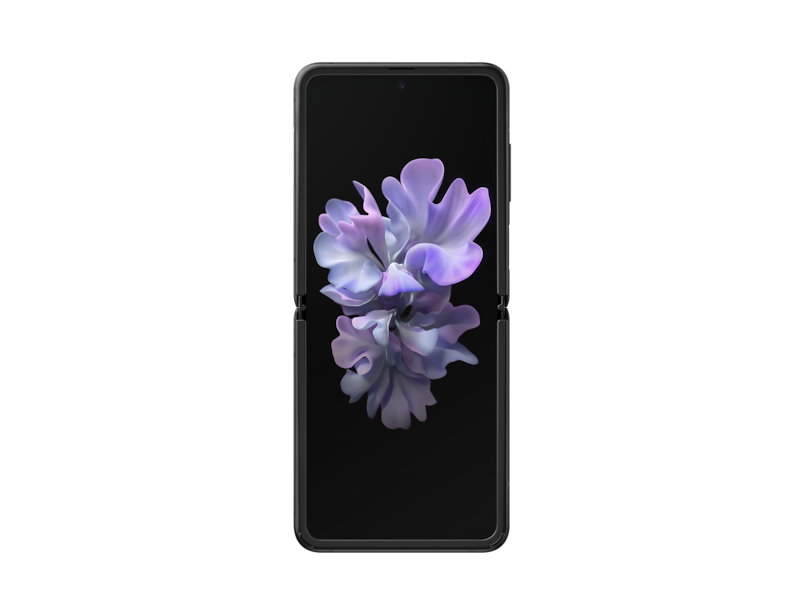 Samsung Celular Galaxy Z Flip Negro
