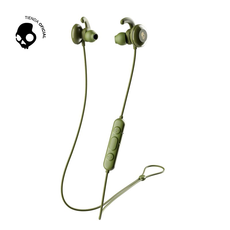Skullcandy Audifono Skullcandy Method Active BT Green