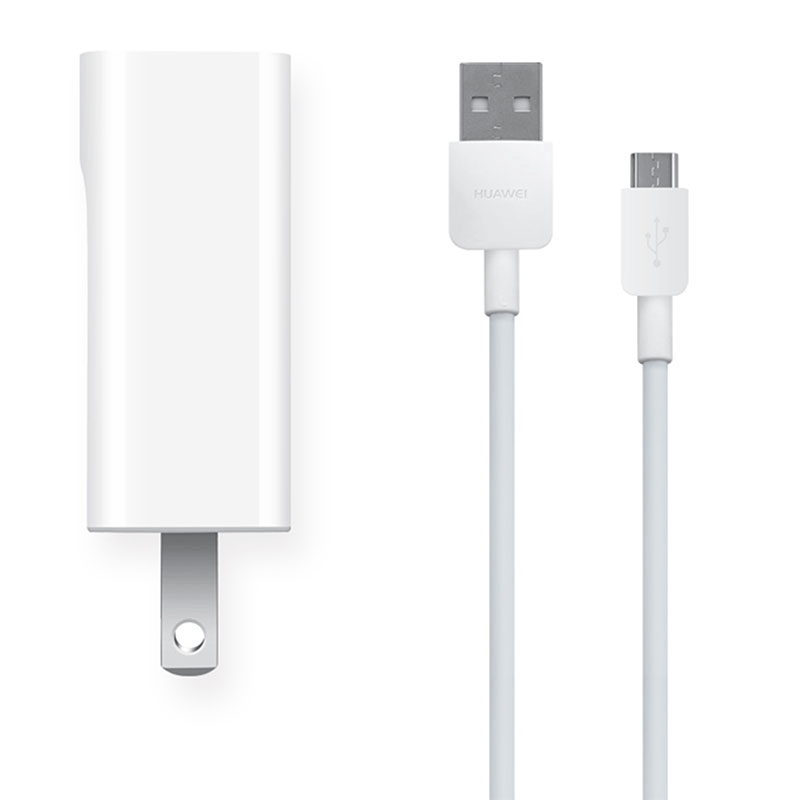Huawei Cargador Quick Charge con cable micro USB