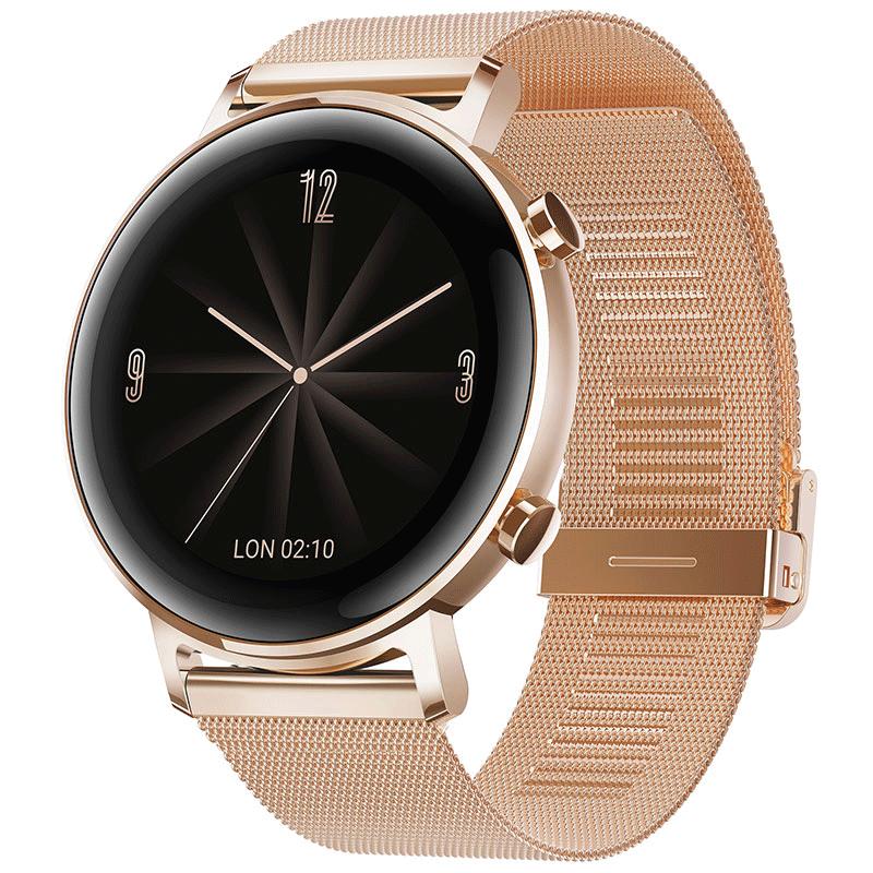 Huawei Smartwatch Huawei Watch GT2 - 42mm - Refined Gold