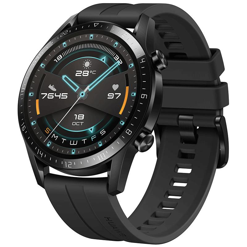 Huawei Smartwatch Huawei Watch GT2 - 46mm - Matte Black