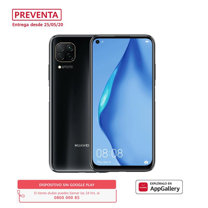 Huawei PREVENTA - P40 Lite 128GB - Midnight Black