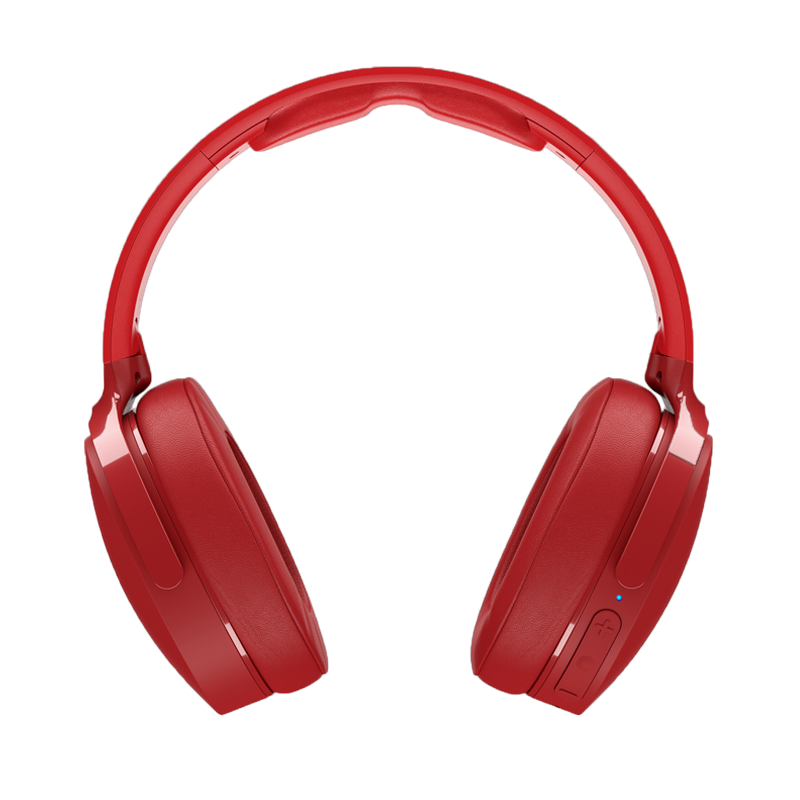 Skullcandy Audífonos Bluetooth Hesh 3 Wireless Rojo