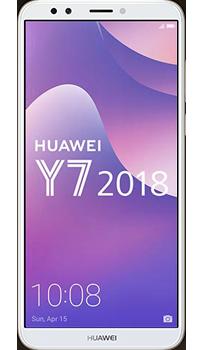Huawei Y7 - 2018  + Bluetooth Speaker