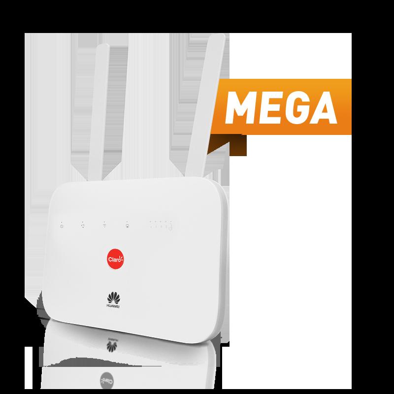 Claro 20Mbps Mega |Internet Fijo Inalámbrico