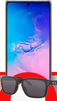 Samsung Galaxy S10 Lite 128GB + Lentes Oakley