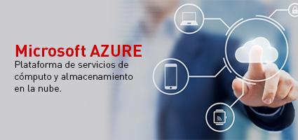 Microsoft AZURE - Servicios de Almacenamiento, Respaldo y Recuperación