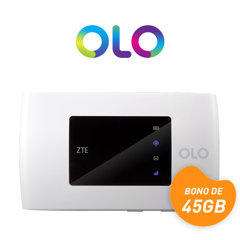 ZTE Router OLO Portatil MF920V