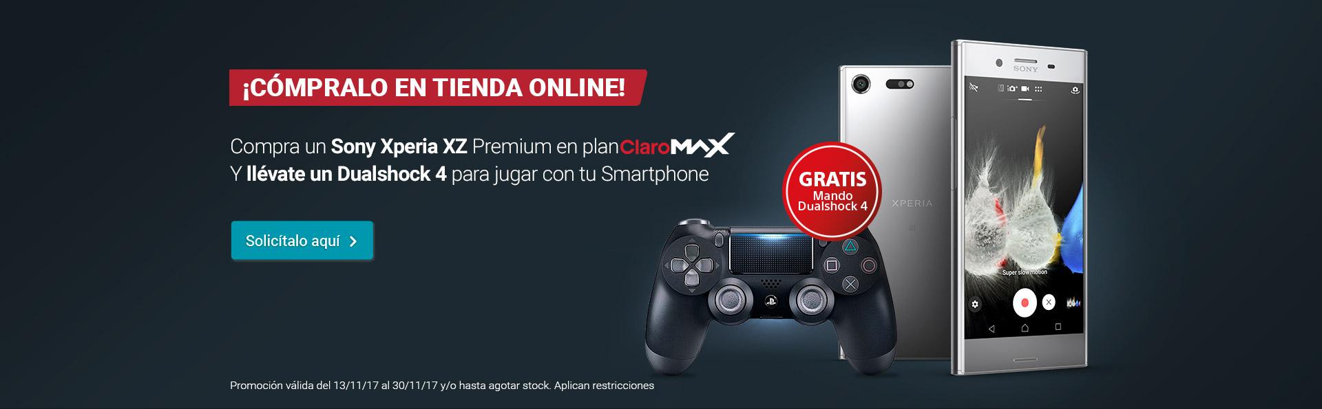 xperia-xz-premium-mando-ps4