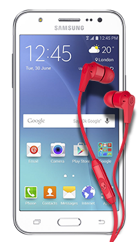 Samsung Galaxy J5 + Audífonos INKD Conectados